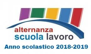 Progetti alternanza 2018-2019